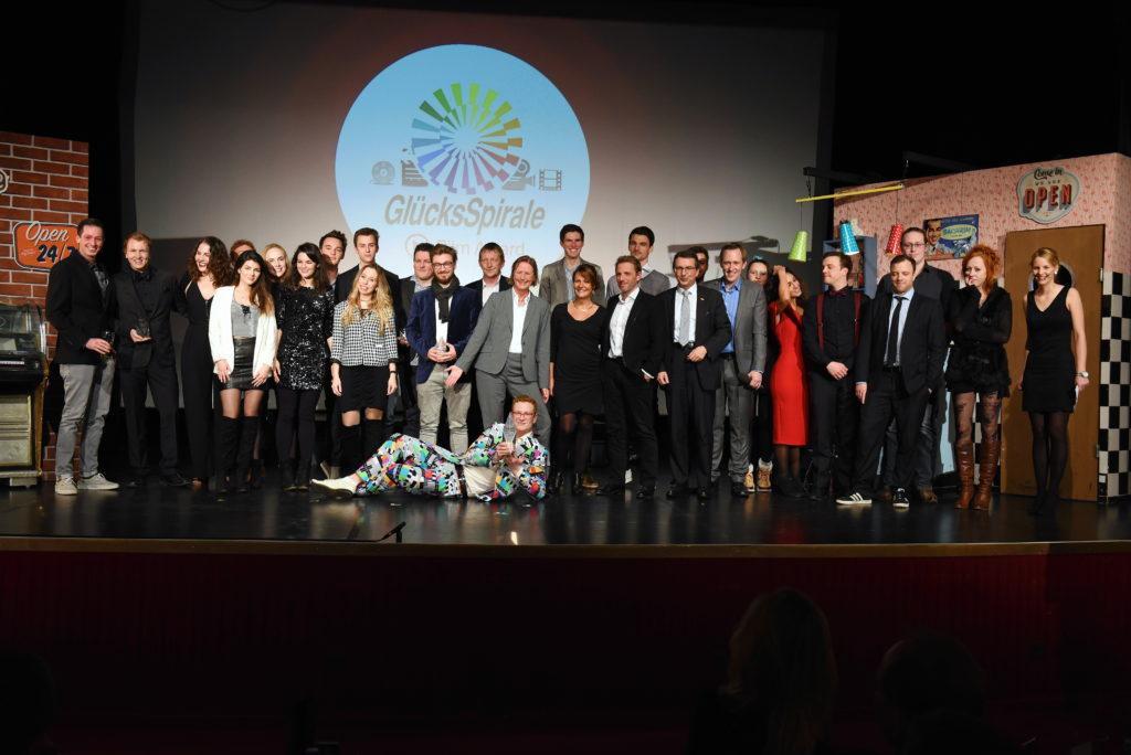 Jury und Gewinner des GS Film Award 2016
