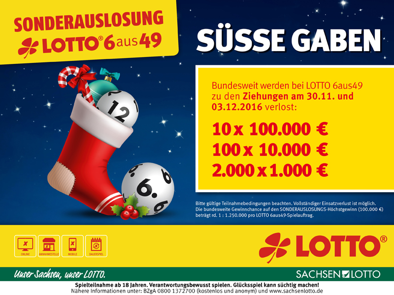 Lotto Nikolaus