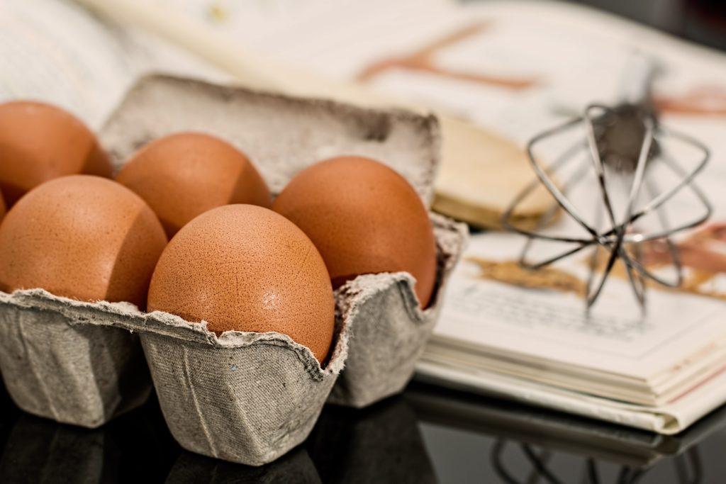 Eier gehören dazu, Fotonachweis: Steve Buissinne