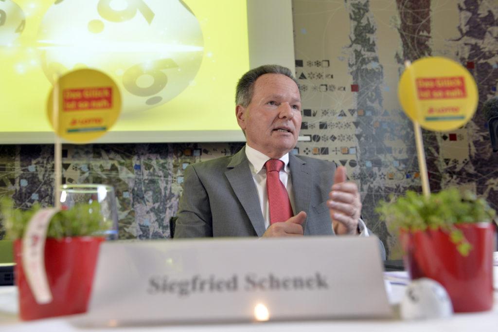 Die Jahresbilanz fueŸr 2016 zog SACHSENLOTTO auf seiner Jahres-Pressekonferenz im Leipziger Hotel Steigenberger.