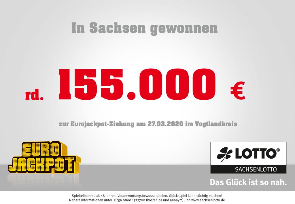 Eurojackpot Sachsenlotto