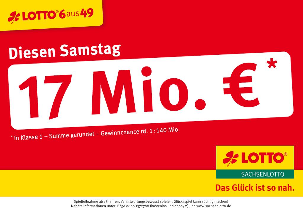 Lotto Am Samstag 13.05 17